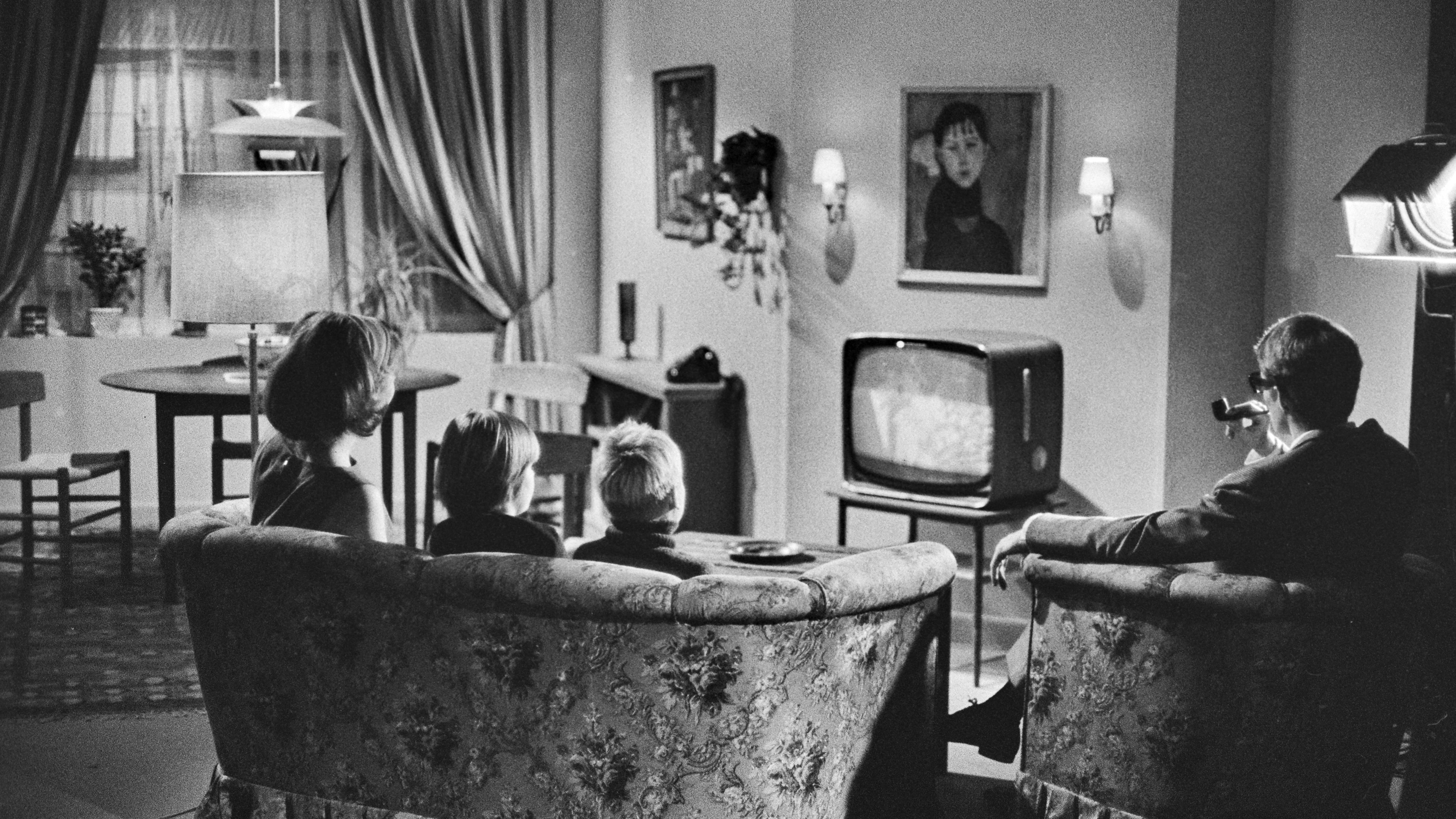 TV-sening